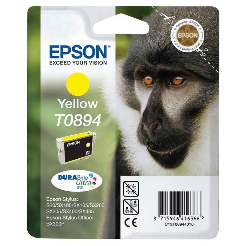 Epson Ss20 T08944021 Ink Jet Giallo