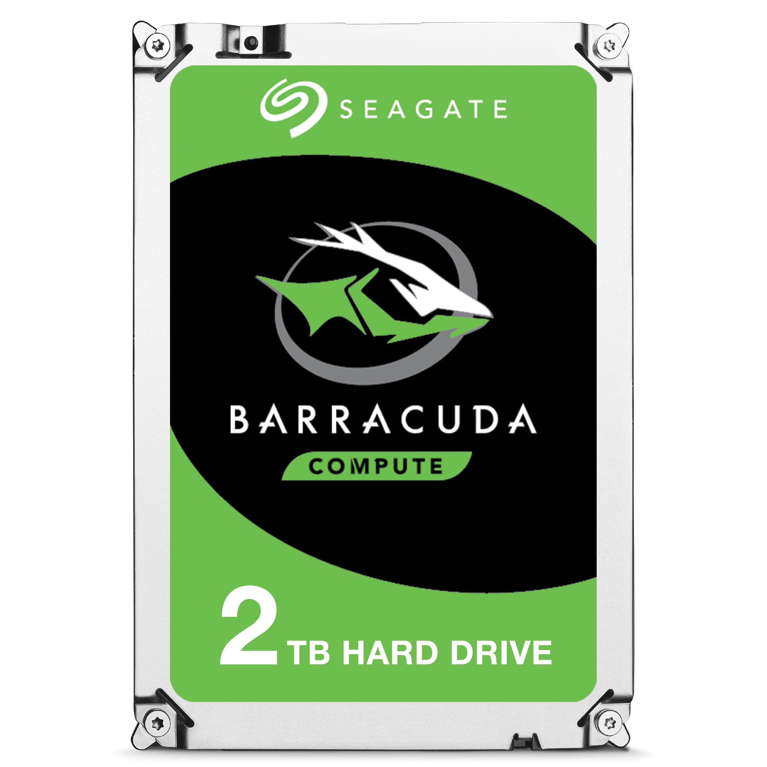 Seagate Baracuda 2TB 3.5 INTERNO SATA 3