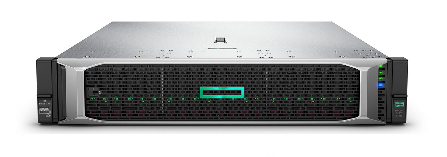 HPE Xeon 8Core 16GB 384GB NOHDD DOS
