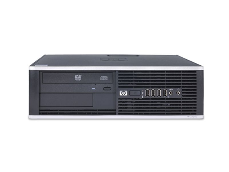 PC HP INTEL CORE DUO E8400 4GB 240GB W7P