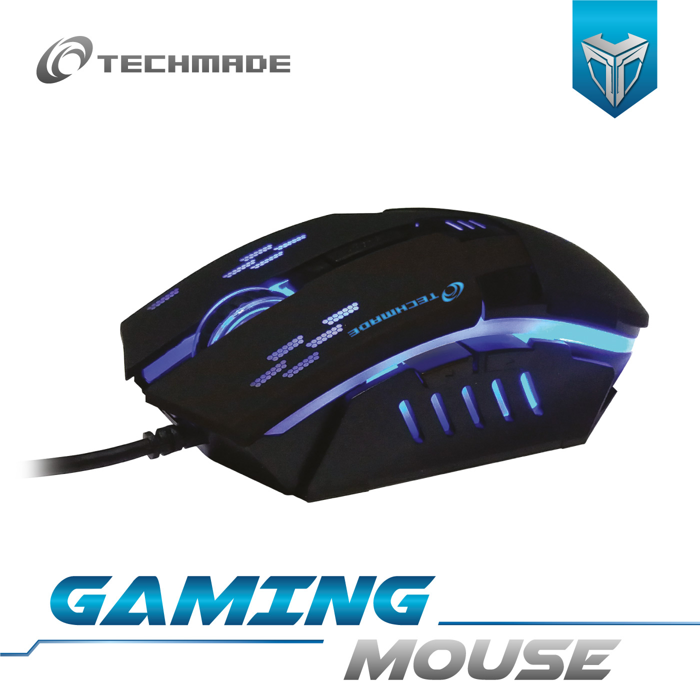 TECHMADE MOUSE GAMING USB