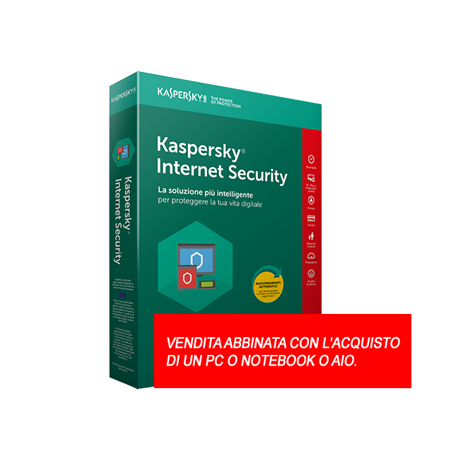 Kaspersky Int. Sec. 2019 ita 1User Attac
