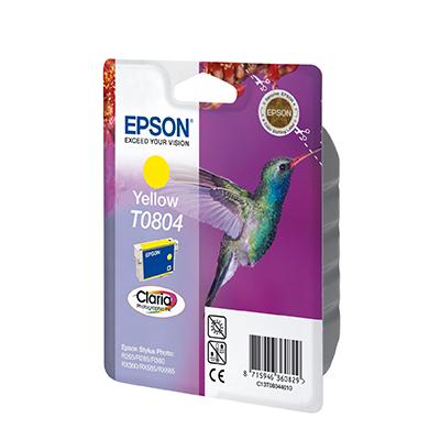Epson T08044021 Ink Jet Giallo