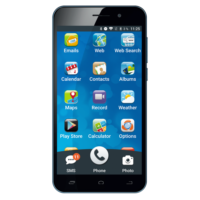 Ordissimo Smarphone 4G 2GB 16GB ANDROID