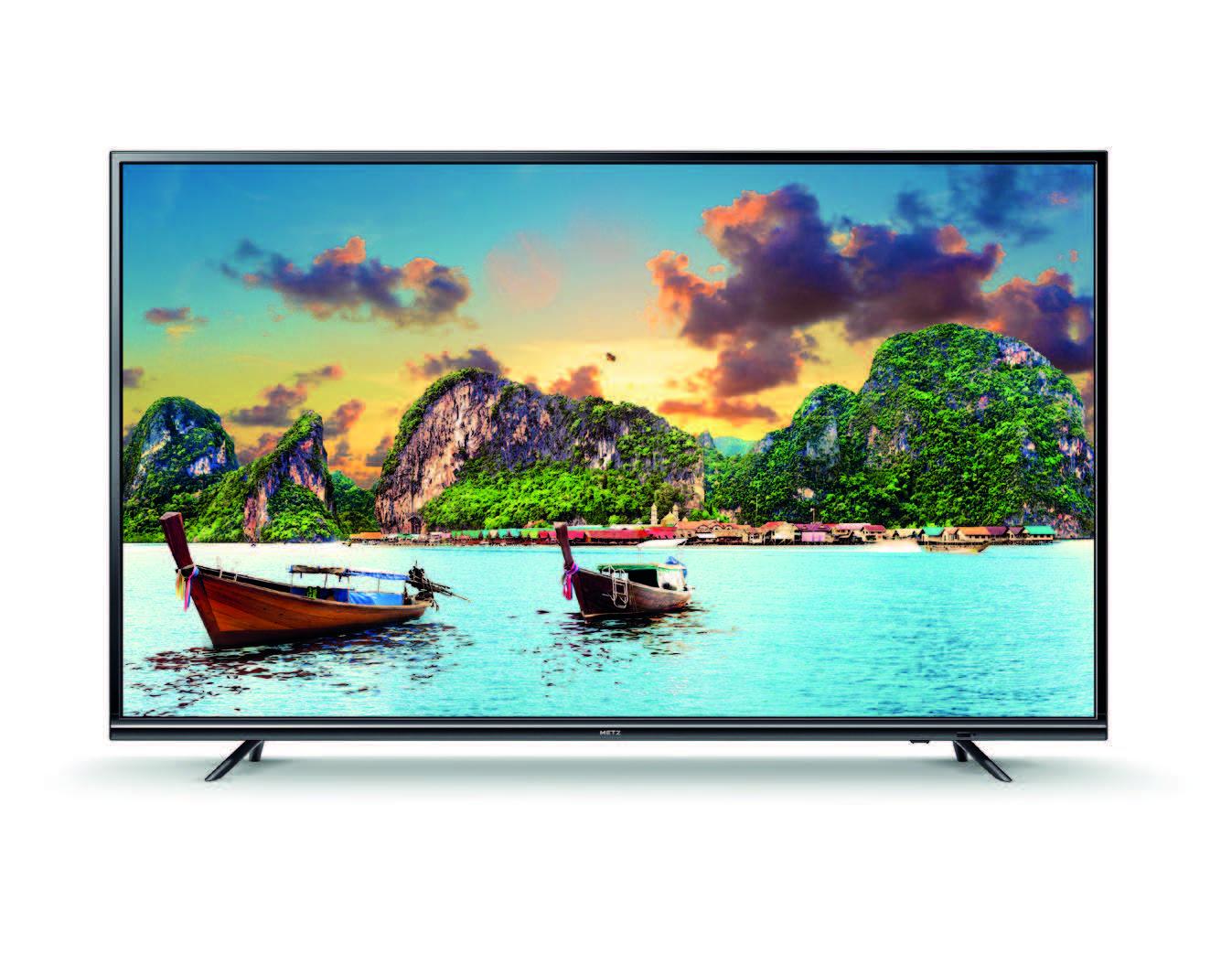 METZ TV LED 50UHD 4K SMART TV DVB-T2/S2