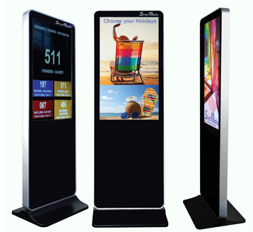 Smartmedia Totem Full HD 55
