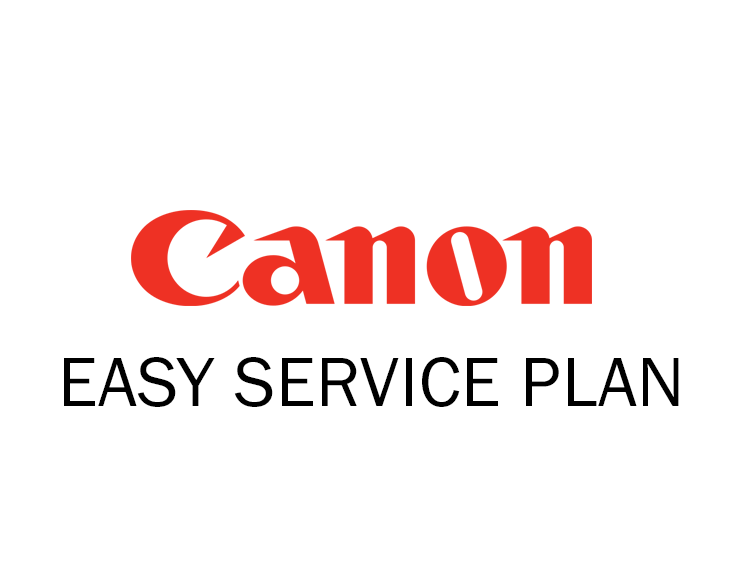 Canon Easy Service Plan Pack