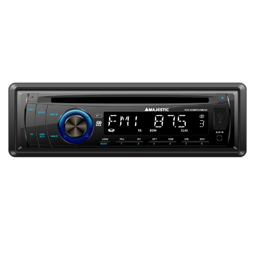 MAJESTIC AUTORADIO SCD-635MP3/USB/AX