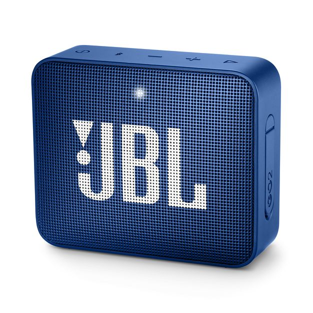 JBL AUDIO SPEAKERS - GO2 BLU