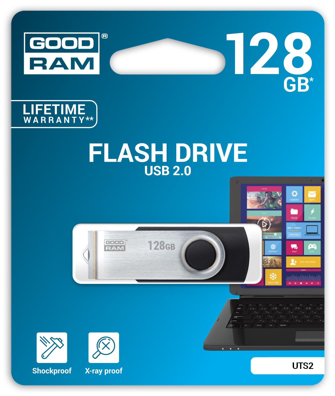 GOODRAM PEN DRIVE USB 2.0128GB
