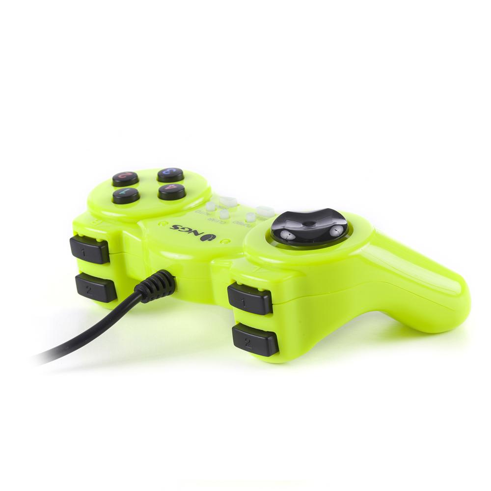 NGS Gamepad ergonomico USB