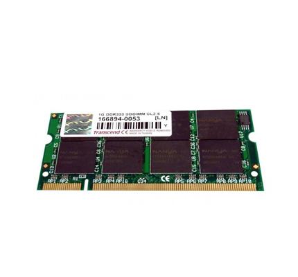 TRANSCEND DRAM-DDR 333MHz 1GB SODIMM