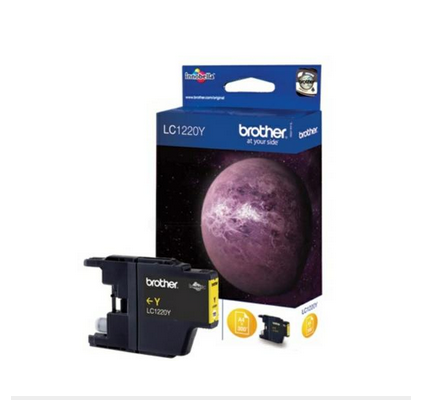 Brother Lc-1220y Ink Jet Giallo