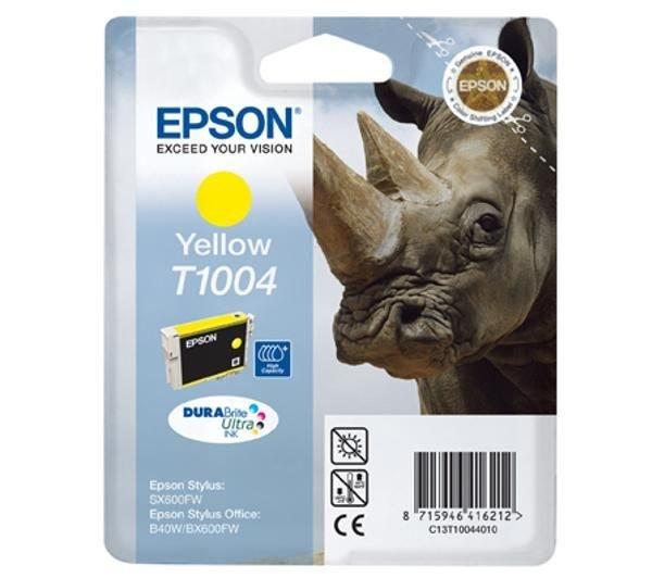 EPSON SOB40W T10044010 INK JET GIALLO