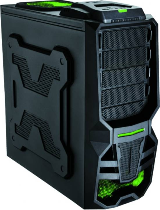 CORTEK CASE GAME ATX X-WAR USB 3,0