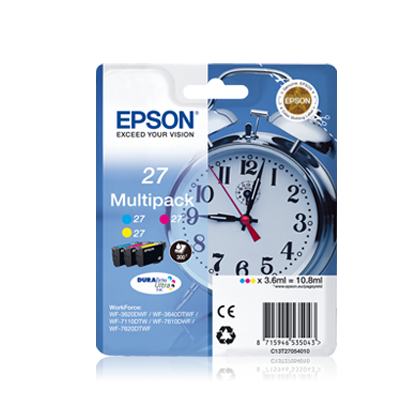 EPSON WF7110 T2705 INK JET MULTIPACK