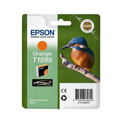 Epson Spr2000 T1599 Ink Jet Arancio Hc
