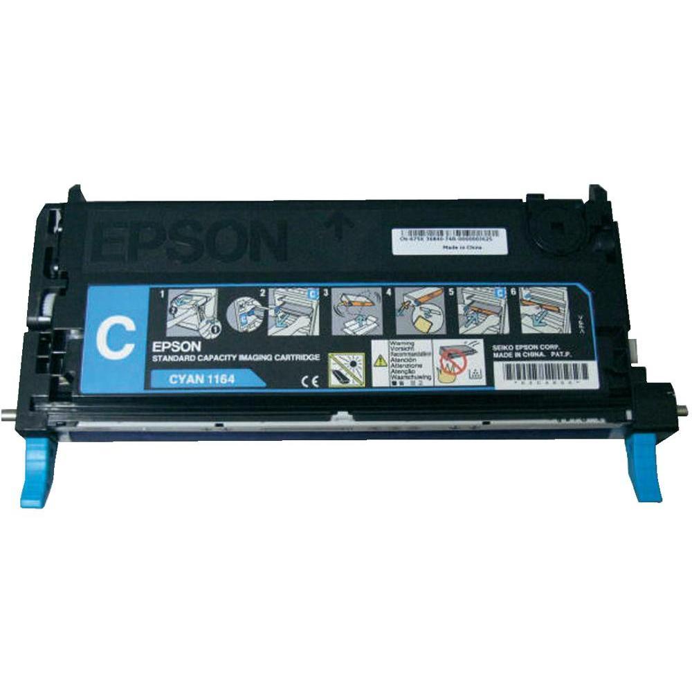 Epson Alc2800 S051164 Toner Ciano