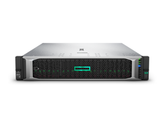 HPE DL380 8Core 4110 16GB NOHDD DOS