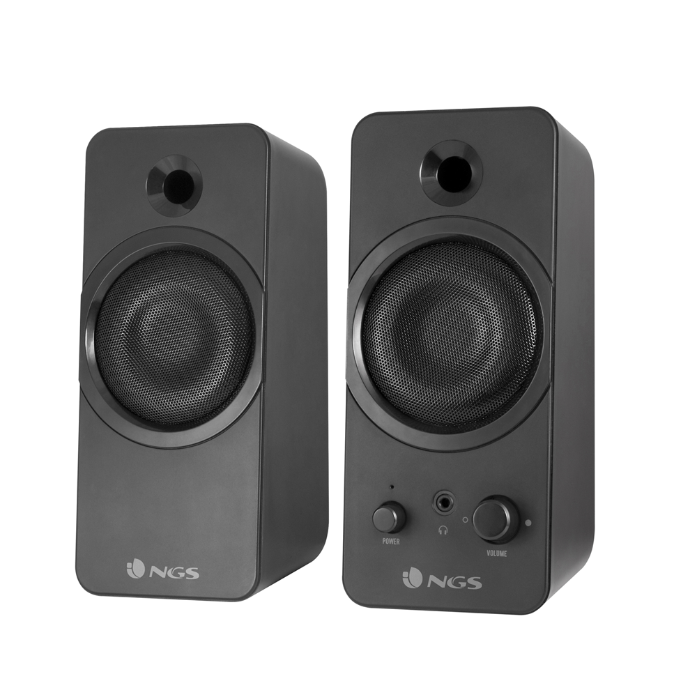 NGS ALTOPARLANTI STEREO SUPER BASSI 20W