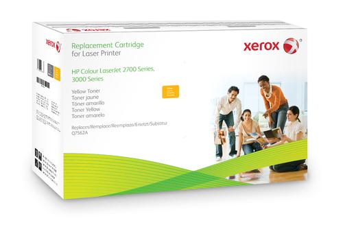 Xerox Comp Q7562a Toner Giallo Xrc