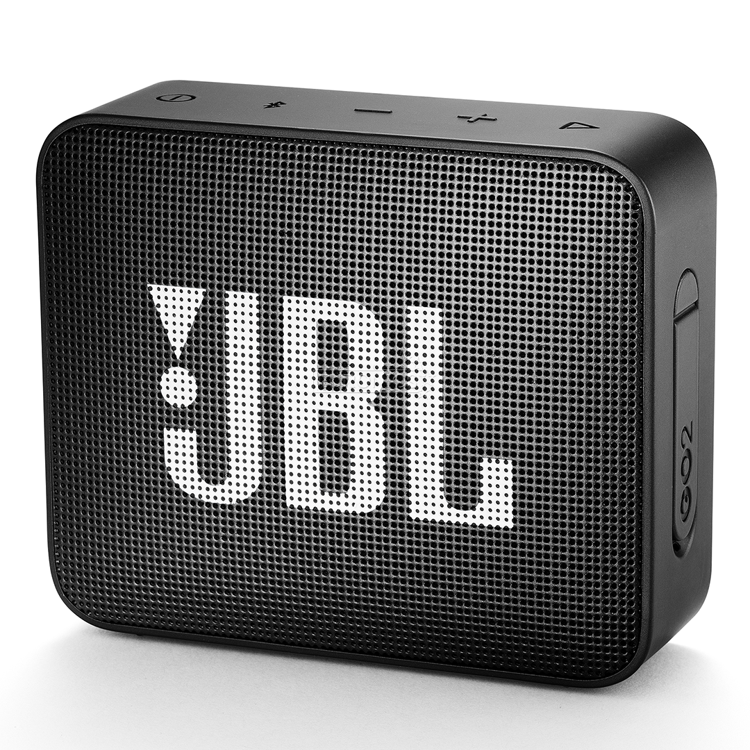 JBL AUDIO SPEAKERS - GO2 BLK