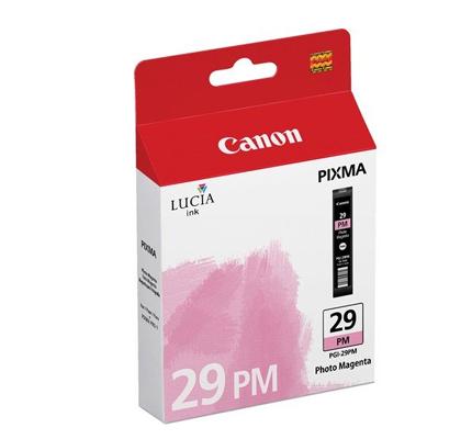 Canon Pgi-29 Pm Ink Jet Foto Magenta (x)