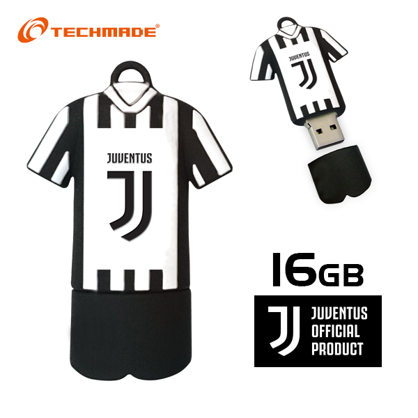TECHMADE PENDRIVE JUVENTUS 16GB