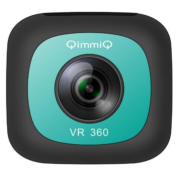 QIMMIQ CAMERA CP 36001 VR360 BLUE