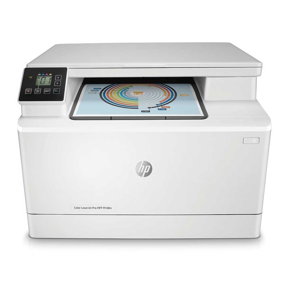 HP Multif. Color LaserJet Pro MFP M180n^