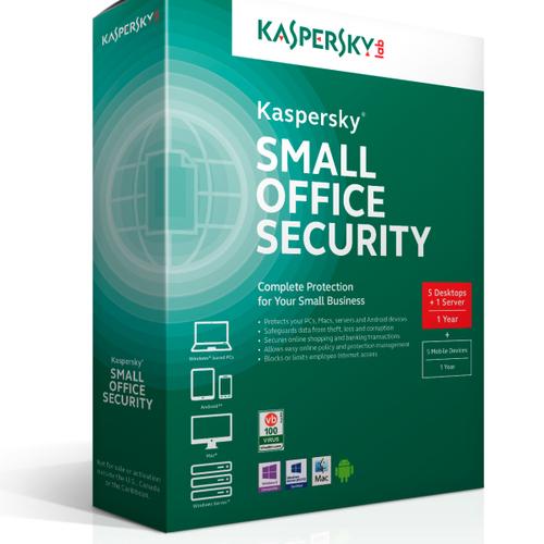 Kaspersky Small Office Ita 5us+serv+5mob