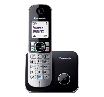 Panasonic Cordless KX-TG6811JTB