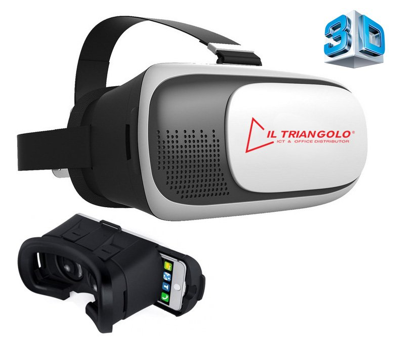 VISORE VR BOX TRIANGOLO