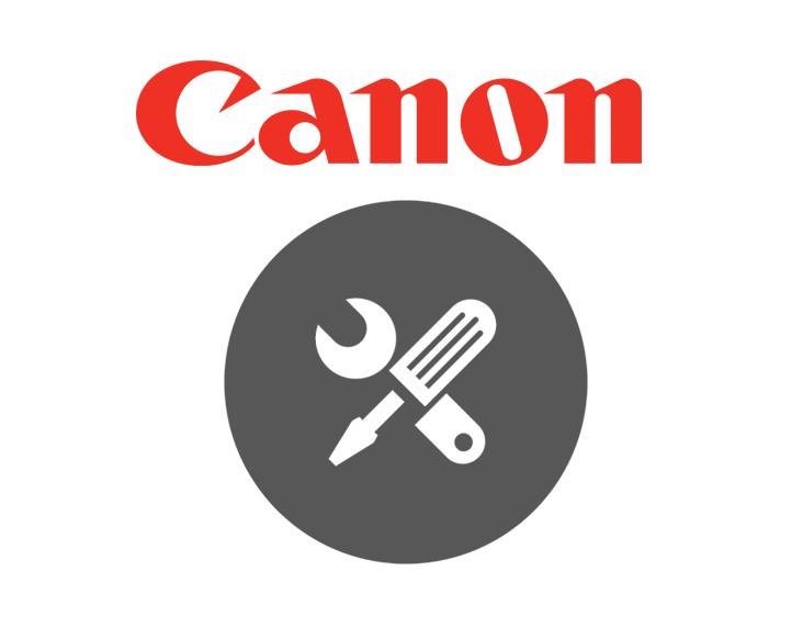 Canon Installation PlotWave 3xx/5xx