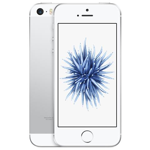 APPLE iPhone SE 16GB Silver- Rigenerato