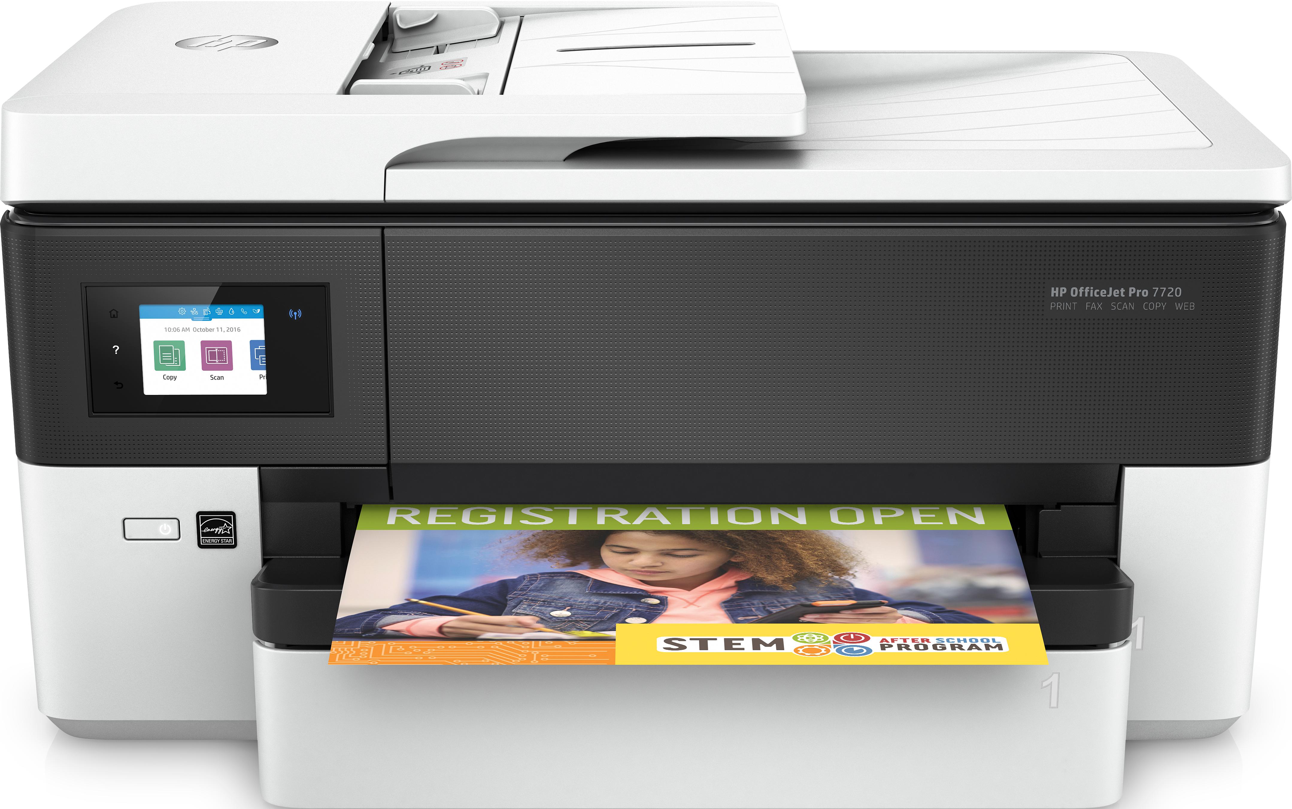 HP Multifunzione OfficeJet Pro 7720