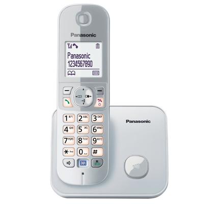 Panasonic Cordless KX-TG6811JTS