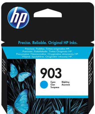 HP 903 INK CIANO CARTRIDGE BLISTER