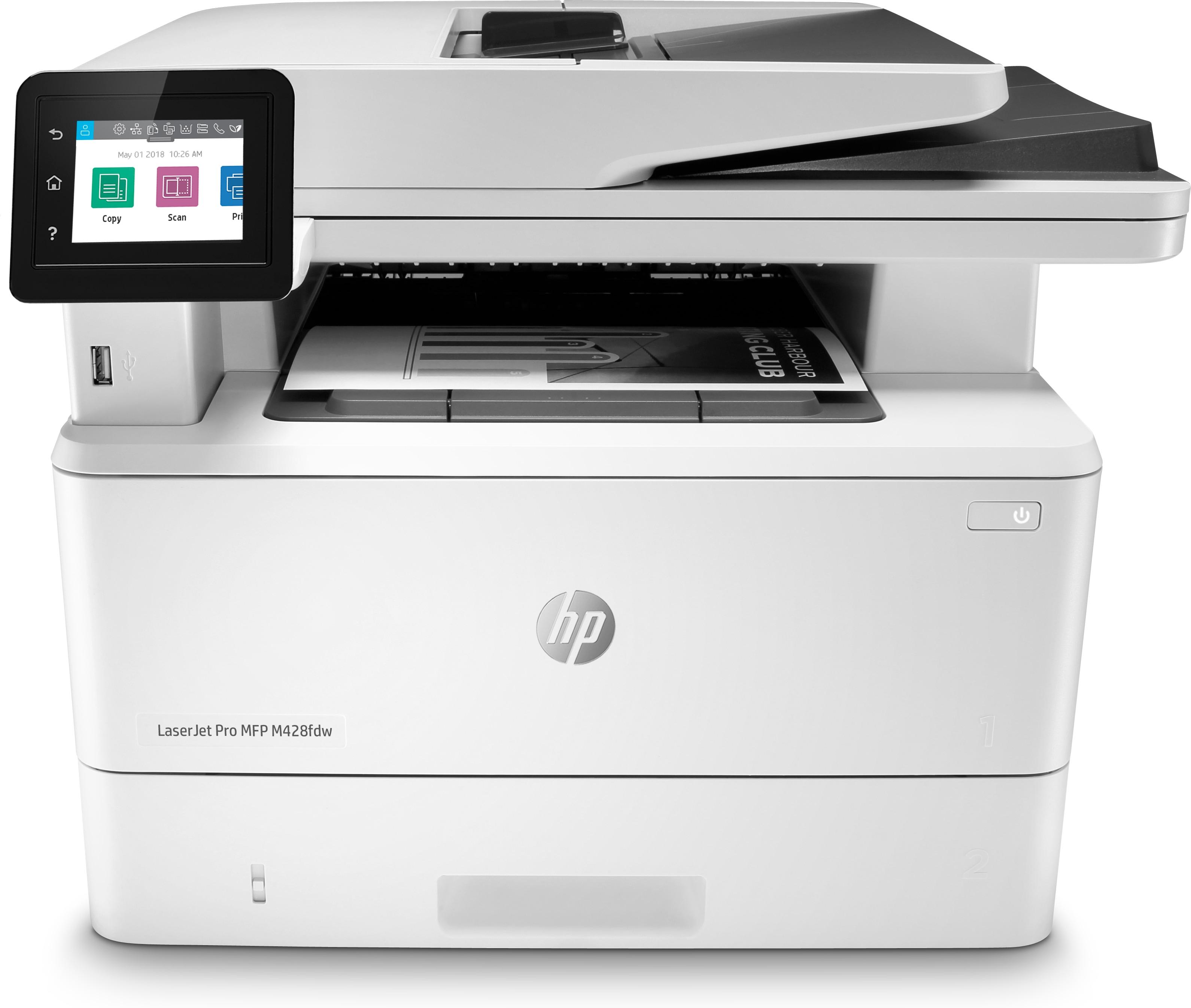 HP Multifunzione LaserJet Pro M428fdw
