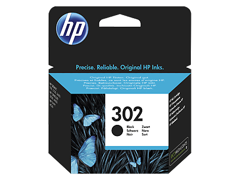 HP F6U66AE 302 INK JET NERA  BLIST