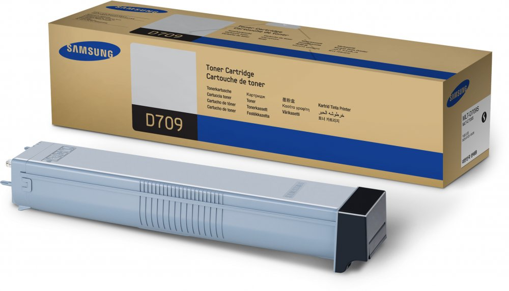 Hp S-printing Toner Nero Mlt-d709s