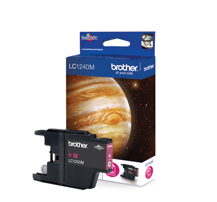 Brother Lc-1240m Ink Jet Magenta