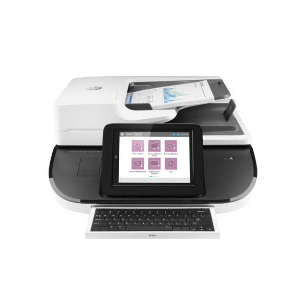 HP Scanner Flow 8500 fn2