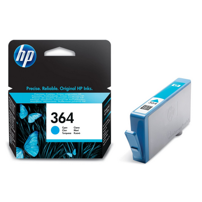 HP CB318EE N364 INK JET CIANO