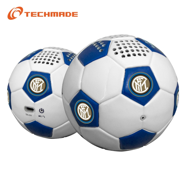 TECHMADE FOOTBALL SPEAKER INTER