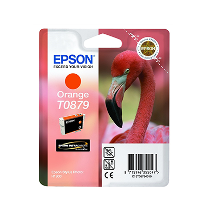 Epson Spr1900 T08794020 Ink Jet Arancio