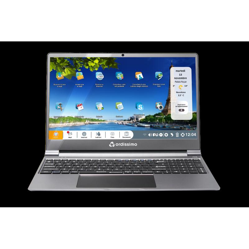 Ordissimo Celeron N4000 4GB 128GB 15.6