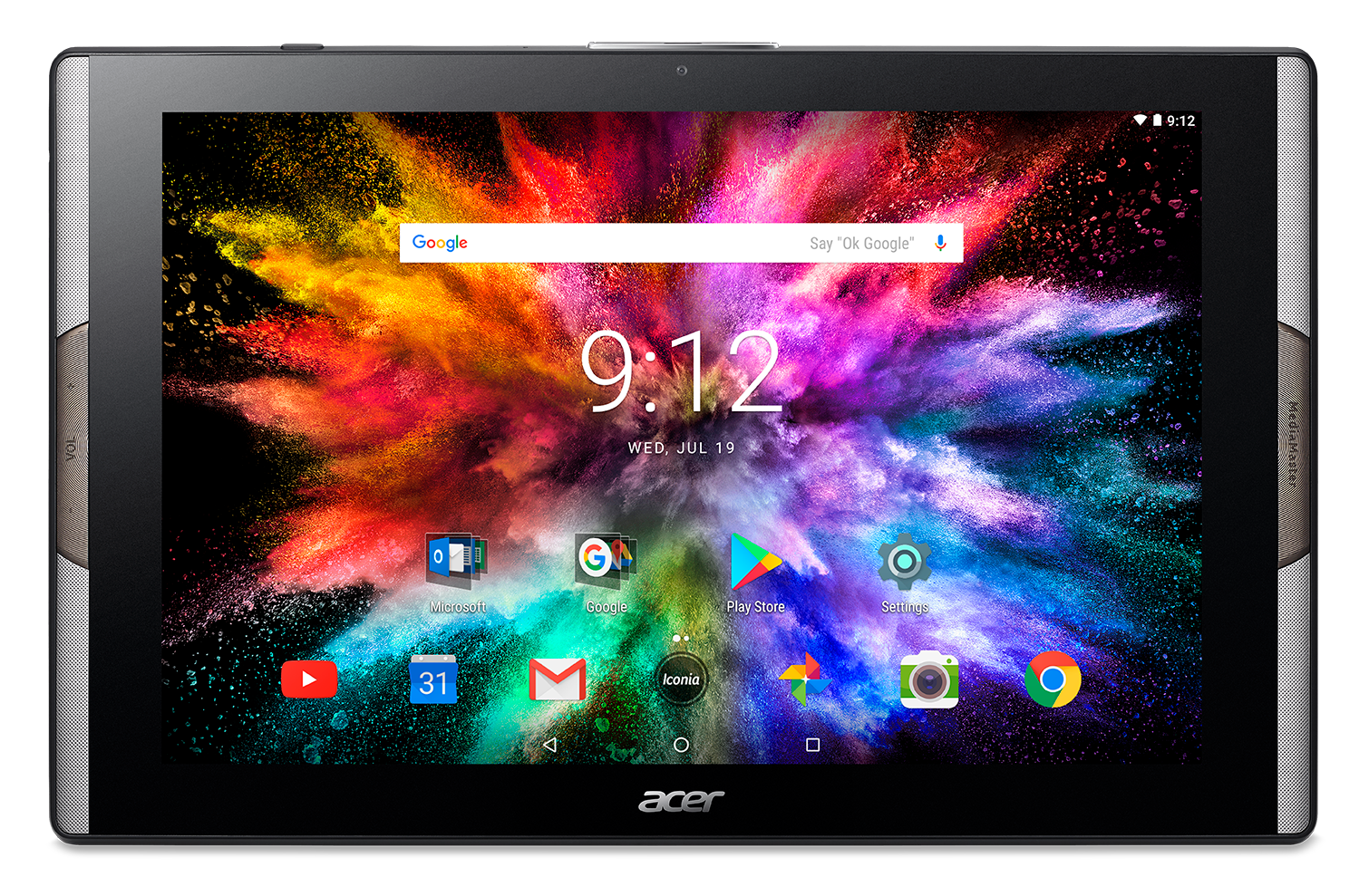 ACER Tablet 101 4GB 64B Android7