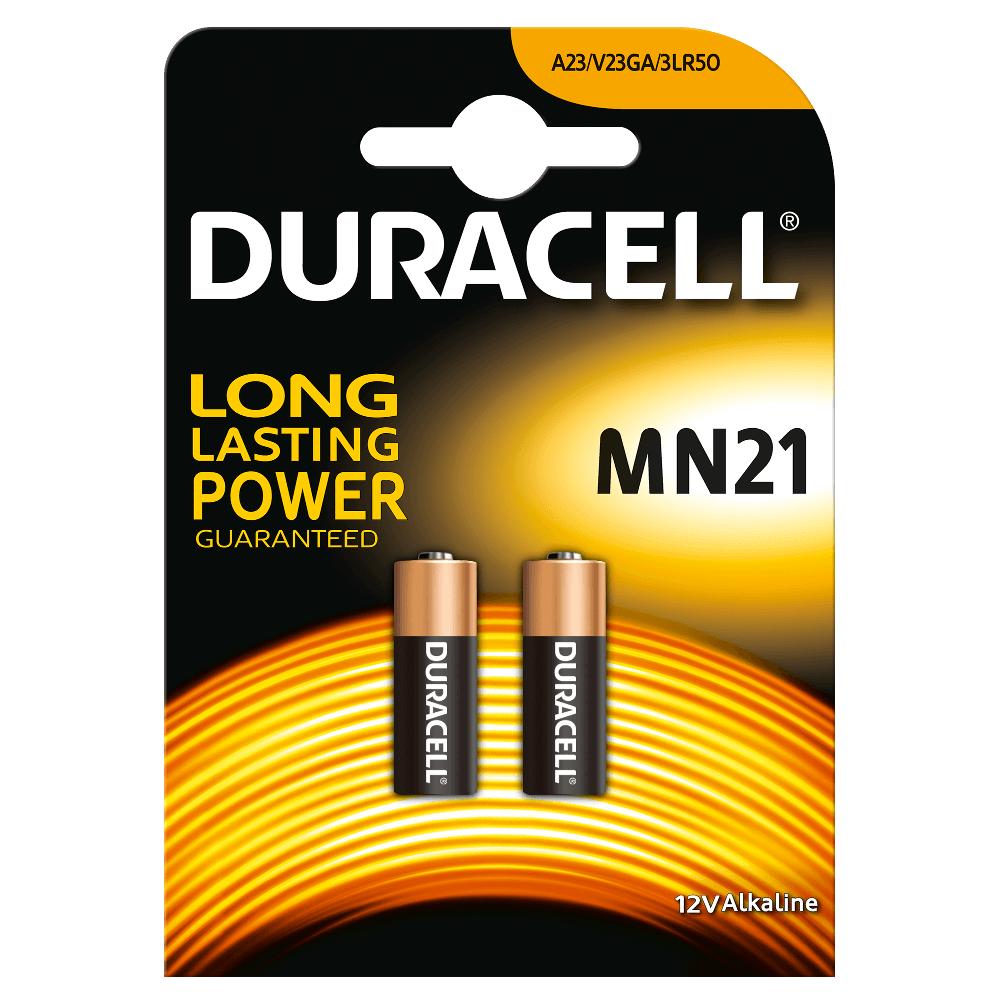 DURACELL MN21 PILE 3LR50 ALK. BL.2