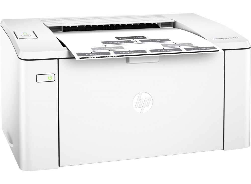 HP Stampante LaserJet Pro M102a ^